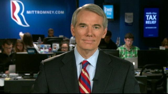 Sen. Rob Portman: Romney 'Probably' Could Win Election Without Winning Ohio