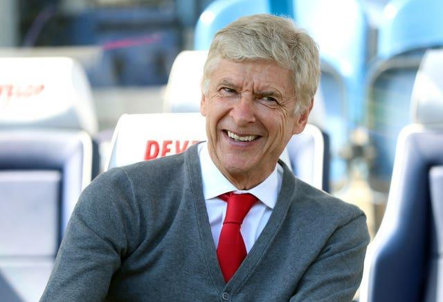 Former Arsenal manager Arsene Wenger is an advocate of playing the World Cup every two years