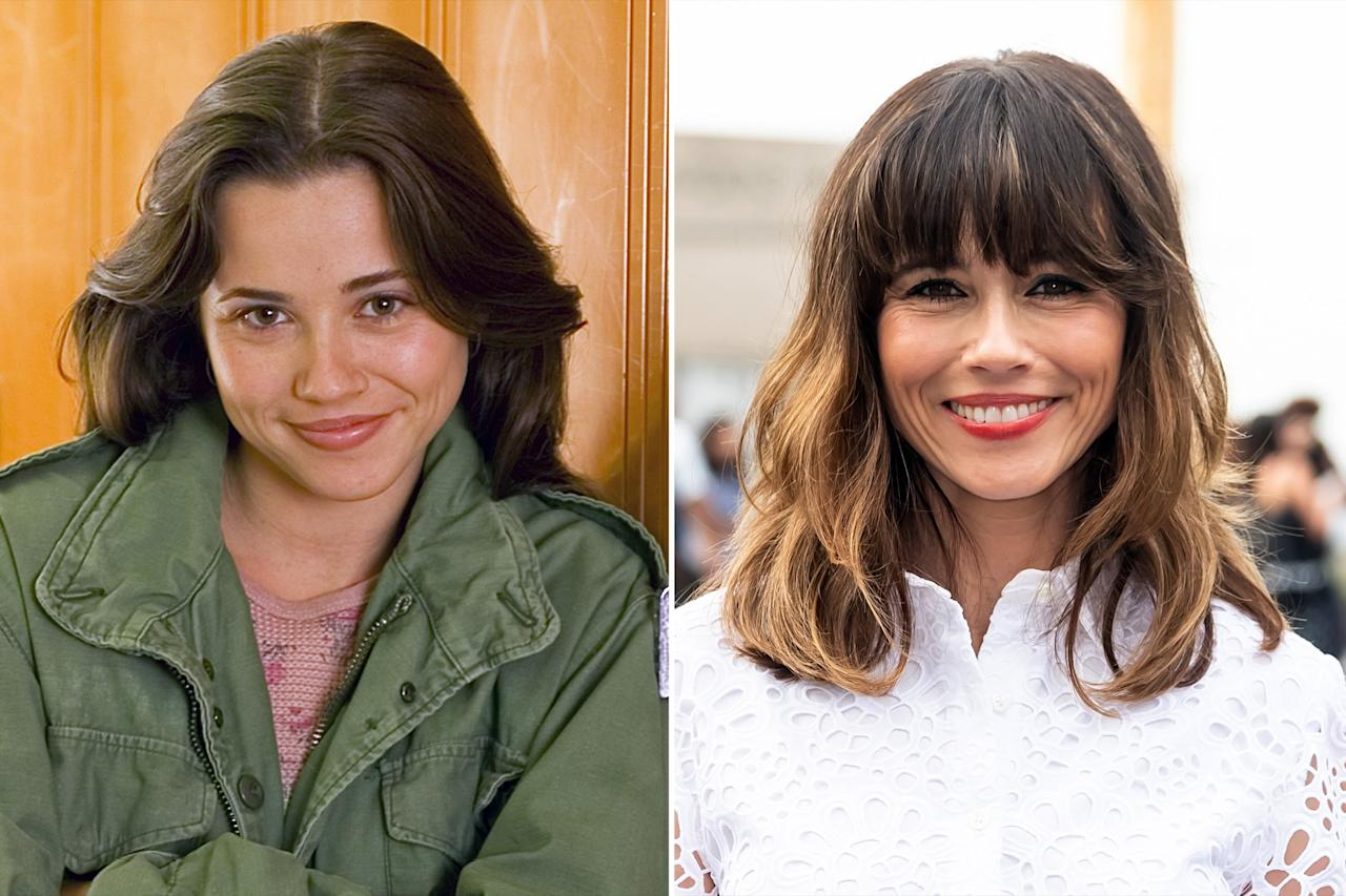 "Twenty years ago, <a href=""https://people.com/celebrity/linda-cardellini-engaged-to-childhood-crush-steven-rodriguez/"">Cardellini</a> played Lindsay, a high school girl trying her best to fit in with the slacker group at school (a.k.a. the freaks), despite actually being pretty smart and driven.  Before starring in <em>Freaks and Geeks</em>, Cardellini had small roles on shows like <em>Kenan & Kel</em> and <em>Boy Meets World</em>.  <b>Now... </b>Cardellini went on to star in movies like <em>Legally Blonde, Scooby-Doo</em> (both the original and the sequel) and <em>Brokeback Mountain</em>. Her stint on <em>Freaks and Geeks</em> wasn't her last on television: Cardellini spent six years on <em>ER</em>, and appeared on <em>New Girl</em> and <em>Mad Men </em>(which earned her an Emmy nomination). She's also known for her role on <em>Bloodline</em>, and can currently be seen starring alongside Christina Applegate on <em>Dead to Me</em>."