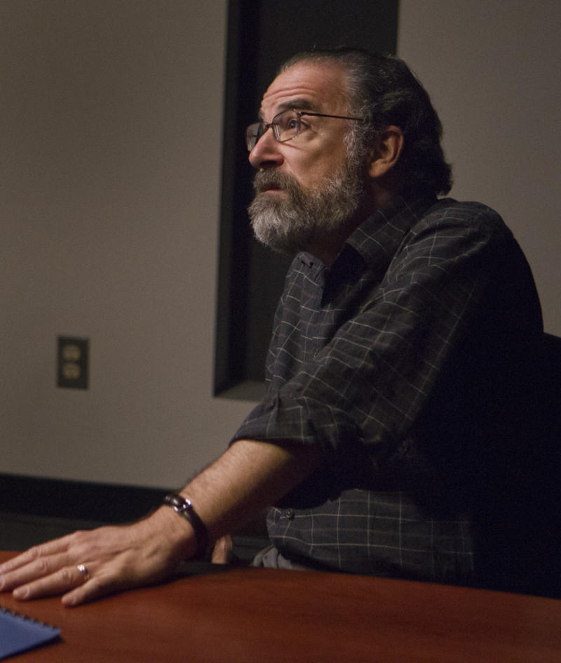 """Mandy Patinkin as Saul Berenson in the """"Homeland"""" Season 2 episode, """"The Motherf----- with a Turban."""""""