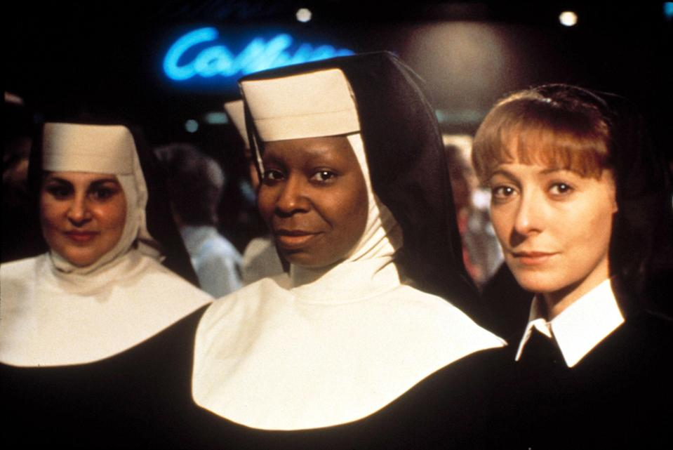 """<p>When <em>Sister Act 2: Back in the Habit</em> first came out, it was a box office failure, <a href=""""https://slack-redir.net/link?url=https%3A%2F%2Fvariety.com%2F1993%2Ffilm%2Freviews%2Fsister-act-2-back-in-the-habit-1200434848%2F"""" rel=""""nofollow noopener"""" target=""""_blank"""" data-ylk=""""slk:loathed"""" class=""""link rapid-noclick-resp"""">loathed</a> by regretfully out-of-touch critics. It's now a universally-loved musical masterpiece and <a href=""""https://theundefeated.com/features/how-did-sister-act-2-become-a-classic-musical/"""" rel=""""nofollow noopener"""" target=""""_blank"""" data-ylk=""""slk:mainstay of Black culture"""" class=""""link rapid-noclick-resp"""">mainstay of Black culture</a>. The sequel picks up with Whoopi Goldberg, a.k.a. Sister Mary Clarence, and stars a young Lauryn Hill (we could stop the tweet right there). Goldberg reprises her role as a Vegas singer who pretends to be a nun as she helps a class of unenthused high schoolers win a singing competition to save their school. The musical numbers are a heavenly meld of R&B and gospel (""""His Eye Is on the Sparrow"""" will stay with you for life and """"Oh, Happy Day"""" will make you believe there are good things in the world). It's a joyful, joyful film that never gets old. — <em>Shanna Shipin, commerce editor</em></p> <p><a href=""""https://www.amazon.com/Sister-Act-2-Back-Habit/dp/B00CLO3G54/ref=sr_1_1?dchild=1&keywords=Sister+Act+2%3A+Back+in+the+Habit&qid=1592942102&s=instant-video&sr=1-1"""" rel=""""nofollow noopener"""" target=""""_blank"""" data-ylk=""""slk:Stream on Amazon Prime Video"""" class=""""link rapid-noclick-resp""""><em>Stream on Amazon Prime Video</em></a></p>"""