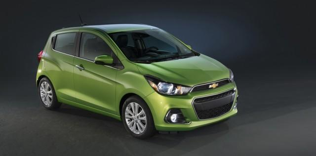 Greek Chevrolet Spark
