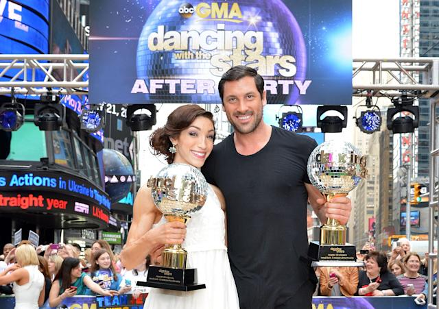 <p><em>Dancing With The Stars </em>is the only television show that can bring the likes of Sean Spicer, Hannah Brown and Lauren Alaina to one place. It's a hodgepodge of pop culture icons who dance their way to the coveted Mirror Ball Trophy. (My bet is on <em>Bachelorette</em> Hannah B. winning. The girl can <em>move </em>in heels).</p><p>There have been 27 seasons, which means there are 27 winners. But what happened after they hung up their dancing shoes? Here's where all of the winners of <em>DWTS</em> are now.</p>