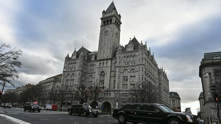President Donald Trump's brand includes properties such as International Trump Hotel in Washington where the company has had to contend with low occupancy due to the ongoing Covid-19 crisis, according to reports