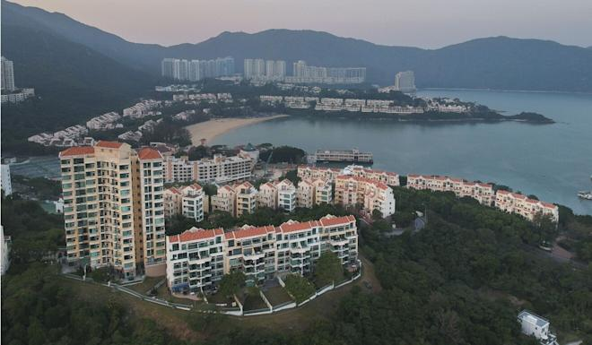 An aerial view of Discovery Bay. Photo: Roy Issa
