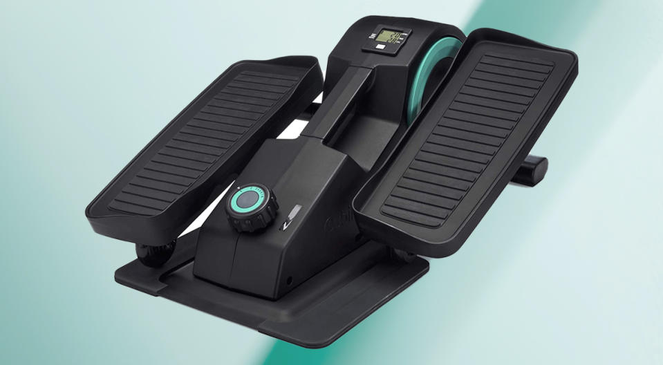 The Cubii JR1 lets you get fit while you sit—and it's on sale for Prime Day! (Photo: Amazon)