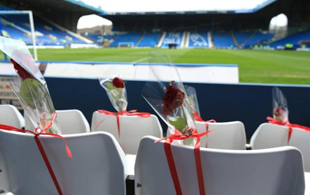Images: Football pays emotional Hillsborough tribute