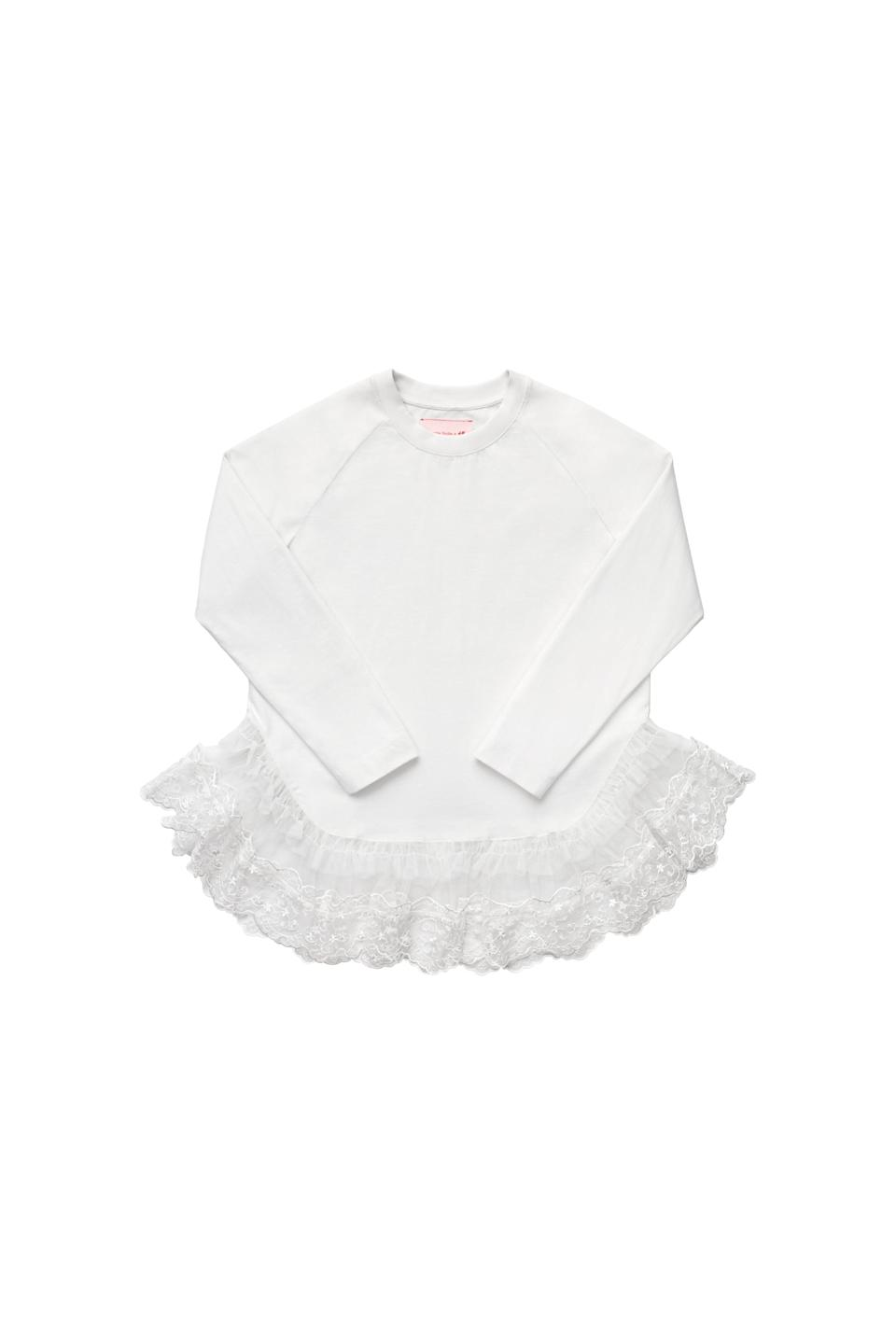 <p><span>Simone Rocha x H&amp;M Lace-Decorated Top</span> ($60).</p>