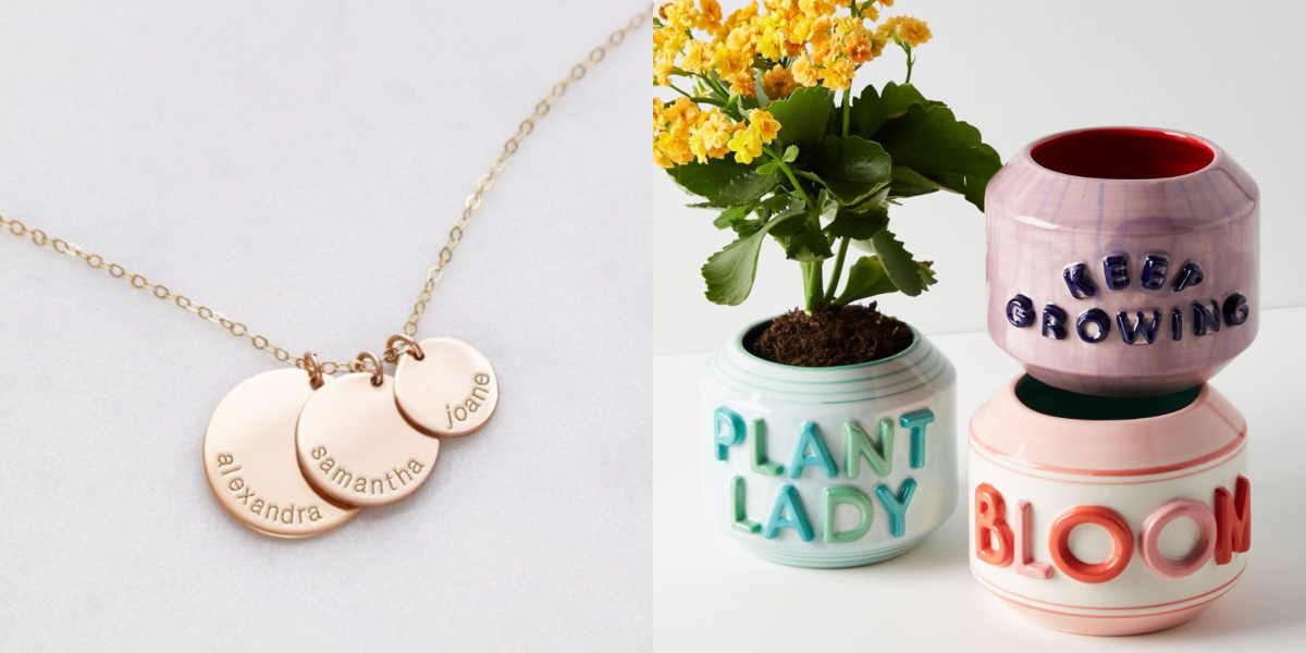 """<p>You already know your mom is the best, so it makes sense that when it's time to shop for gifts for her, you want to get her the best, too. But gift shopping isn't always easy no matter how well you know someone. If you're unsure of what to get your mom for Mother's Day this year, these <a href=""""https://www.housebeautiful.com/shopping/g3907/christmas-gifts-for-mom/"""" target=""""_blank"""">unique gift ideas</a> will make her happy. Whether it's a treat for her home, her garden, or her morning coffee, these sweet yet affordable <a href=""""https://www.housebeautiful.com/shopping/g1969/holiday-gifts-for-women/"""" target=""""_blank"""">presents</a> say """"I love you"""" and mean it. And as a bonus? They're all $50 and under, too. Whether you're looking for personalized jewelry or self-care essentials (hello, shiatsu massager!) these are the best gifts you can get your mom for Mother's Day, even if you're on a budget. </p>"""