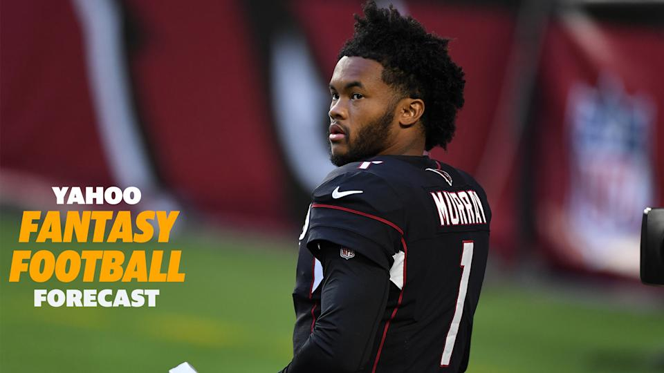 Kyler Murray looks to impress in Week 10 against the Bills.