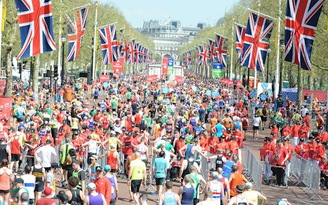 Feeling inspired by this year's London Marathon runners? Each year, around 40,000 people run the 26-mile course with athletes and celebrities alike taking to the streets of London. 386,050 people applied to participate in this year's event and organisers are expecting the number of applications to increase for next year. How do I apply? This year's runners are given a royal send off at the starting line Credit: PA You can apply for a place in the 2019 London Marathon via the official ballot. This year, the ballot will open on Monday 30 April and close five days later at 5pm on Friday 4 May, so you have a few days to decide if you want to go for it. The only requirement for registration is that you are at least 18 years old on the day of the race, and entrants are drawn at random. Judging my the number of participants in recent years, applicants have around a one in ten chance of success. The results of the ballot are then announced in October ahead of the race in April 2019. Before then, you have a choice about whether to start training in earnest and risk your hard work being for nothing. Best London Marathon 2018 pictures: The runners, Royals and fancy dress How much does it cost to enter? A standard entry costs £39, or £35 if your are affiliated with a running club. Overseas entries cost £80. Registration is free, however. You will only have to pay up if you are successful in the ballot. Can I still enter if I do not get a ballot place? Yes. Most major charities are allocated a number of places so you can apply to race on behalf of them if you fail to win a place in the ballot. There is also a 'Good for Age' category, for those who have previously run the marathon in a time considered good for their age. If you're a man under 39, you will have to have run the 26 miles in under three hours. You can find out the requirements for this category on the official website. When is the 2019 London Marathon? The date is yet to be decided, but it is usually on a Sunday towards the end of April, leaving April 21 and 28 as the most likely dates for 2019.