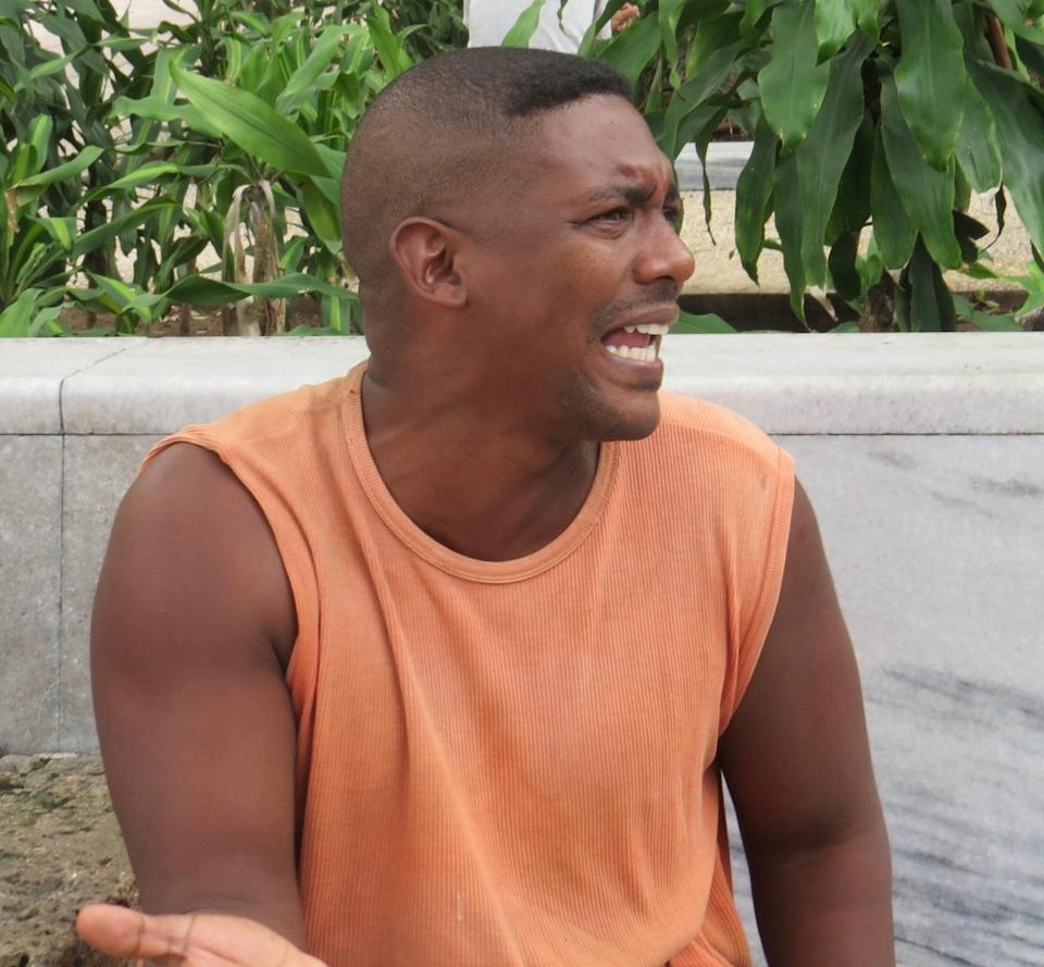 <p>Meanwhile, the streets and clubs of Havana are teeming with unique and interesting styles. Cuban men are setting trends with modern looks … and the world is taking notice. <i>(Photo: Lara Naaman)</i></p>