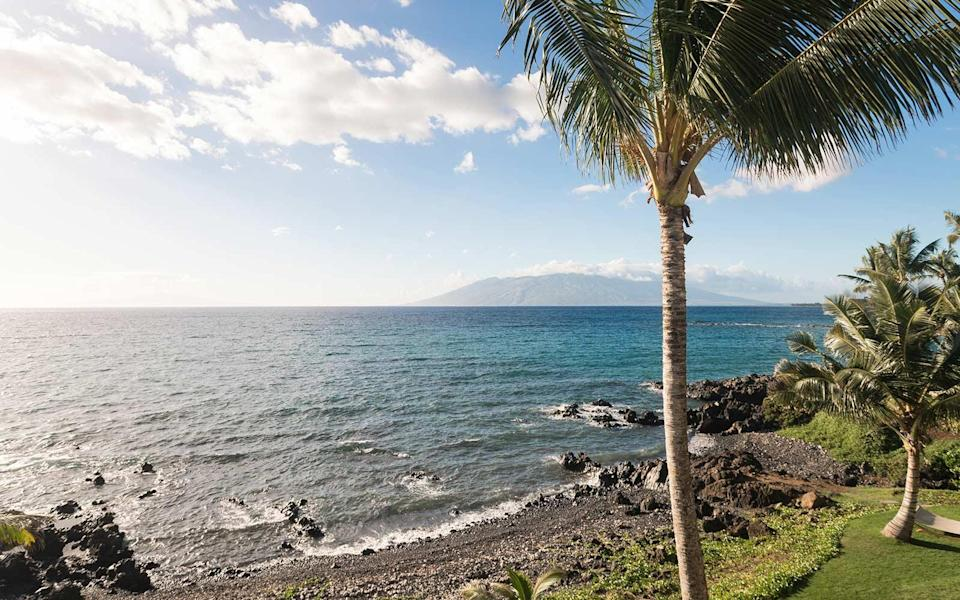 """<p>Head to Maui for surfing and fun in the sun—in other words, the ultimate sibling bonding retreat. Check out the newly-overhauled <a rel=""""nofollow noopener"""" href=""""http://deals.marriott.com/marriott-hotels-resorts/usa/hi/wailea/holomua"""" target=""""_blank"""" data-ylk=""""slk:Wailea Beach Resort"""" class=""""link rapid-noclick-resp"""">Wailea Beach Resort</a> for beachfront luxury. Try out Maui's longest waterslide (320-feet long!), check out the volcanoes at <a rel=""""nofollow noopener"""" href=""""https://www.nps.gov/hale/index.htm"""" target=""""_blank"""" data-ylk=""""slk:Haleakal? National Park"""" class=""""link rapid-noclick-resp"""">Haleakal? National Park</a>, snorkel to <a rel=""""nofollow noopener"""" href=""""http://www.travelandleisure.com/articles/snorkel-save-maui-reefs"""" target=""""_blank"""" data-ylk=""""slk:save the coral reefs"""" class=""""link rapid-noclick-resp"""">save the coral reefs</a>, and if you start to relive your childhood squabbles, hang out at separate pools, both of which are mere steps away from the Pacific Ocean. Meet back up at night to watch the moon rise over the water during a traditional luau on the beach.</p>"""