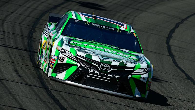 Busch secures 200th NASCAR victory after overcoming penalty in California