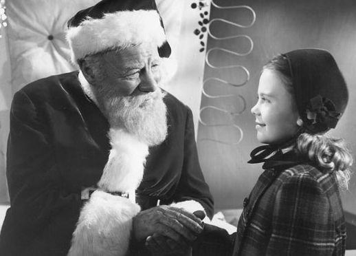 "A classic favourite. ""Now wait a minute, Susie. Just because every child can't get his wish that doesn't mean there isn't a Santa Claus."""