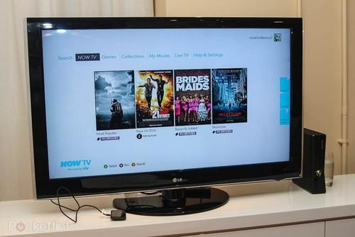 YouView gets influx of movies with Now TV arrival