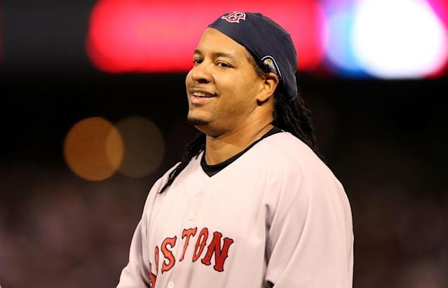 Manny Ramirez was the only one from the 2007 Red Sox to miss out on the White House Honors. President Bush joked that Ramirez was not on hand because his grandmother passed away. In actuality, Ramirez was out because his grandmother was ill.