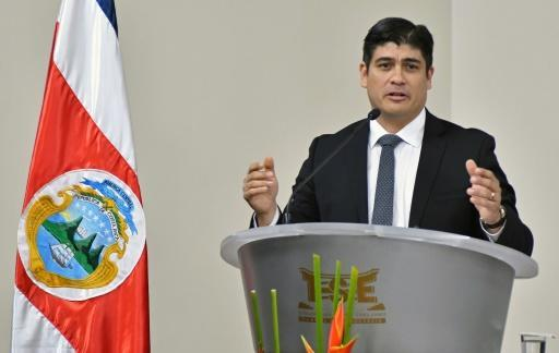 Costa Rica's new president Carlos Alvarado said he wants to end the use of fossil fuels and instead use clean and renewable sources of energy