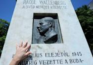 Family of 'Swedish Schindler' sues Russia's security service