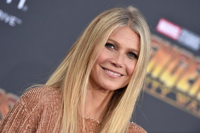 Gwyneth Paltrow was noted for her lifestyle brand, Goop (Axelle/Bauer-Griffin/FilmMagic)