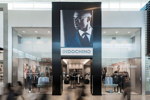 INDOCHINO Continues to Suit Up Canada