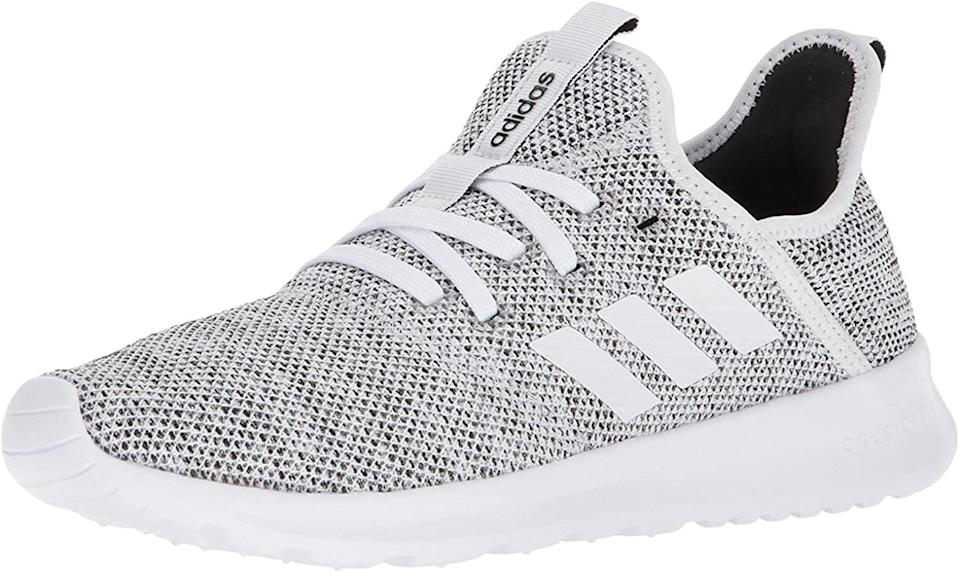 <p>Get moving in these <span>Adidas Cloudfoam Pure Running Shoes</span> ($47, originally $70).</p>