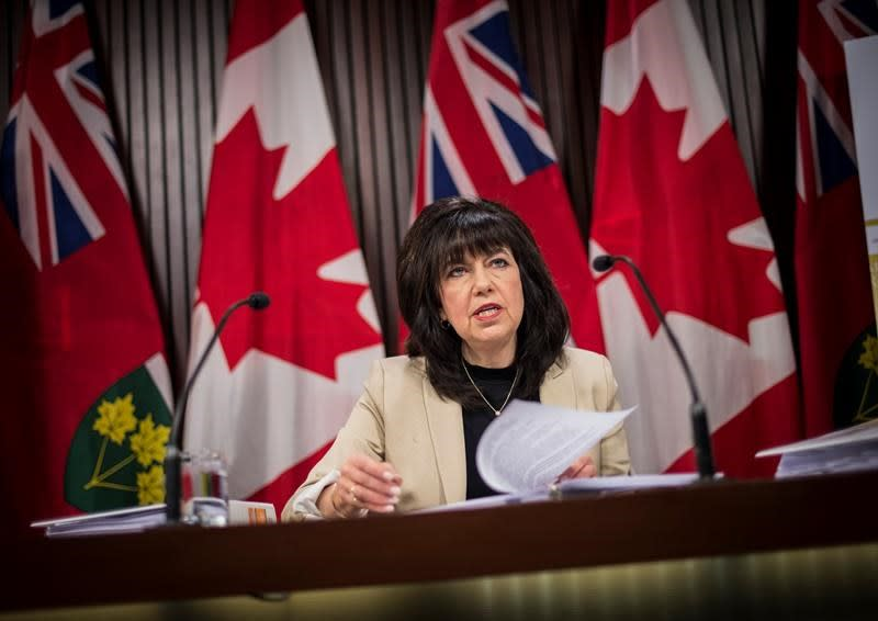 Ontario not on track to achieve 2030 emissions reductions targets: auditor