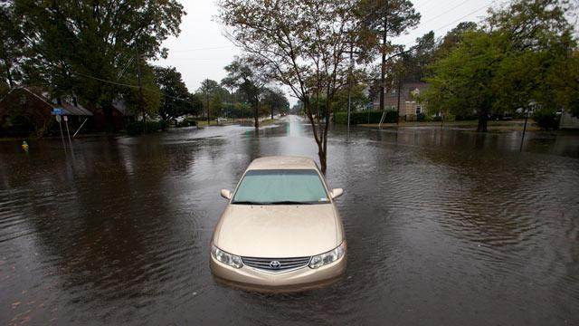 Hurricane Sandy to Put 50M People at Risk