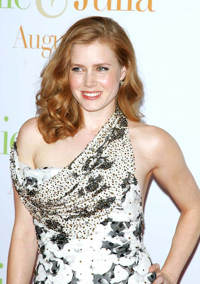 "New mom Amy Adams is 36 on August 20. Jim Spellman/<a href=""http://www.wireimage.com"" target=""new"">WireImage.com</a> - July 30, 2009"