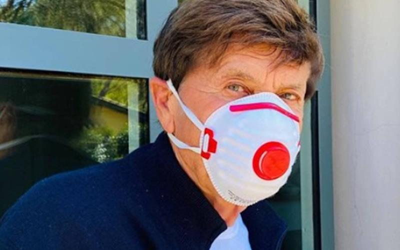 Gianni Morandi (Photo: instagram)