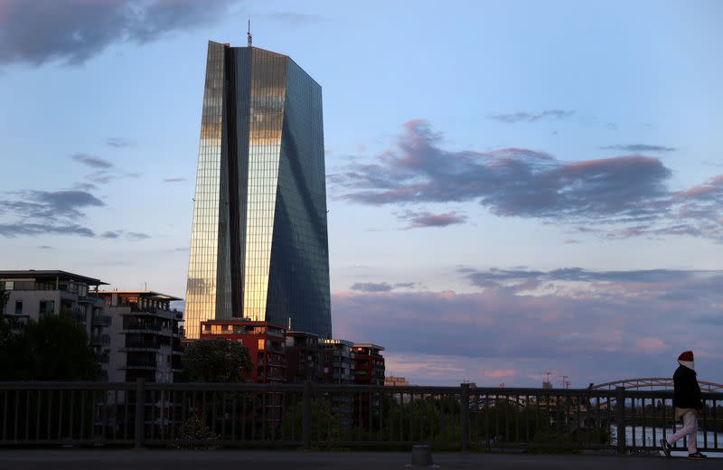 ECB minutes hint at more policy easing in June