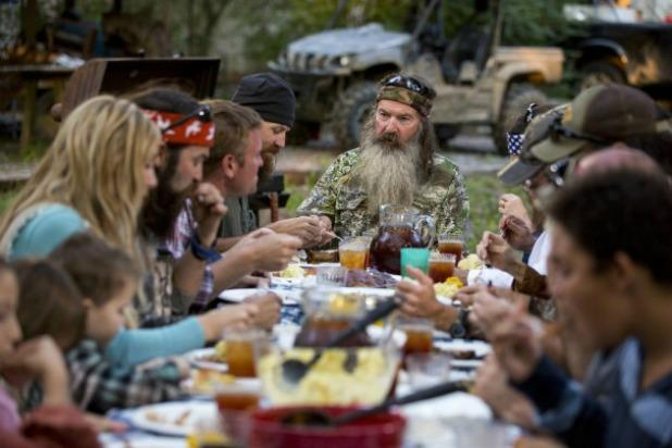'Duck Dynasty' Defenders: Have You Committed the Sin of Gluttony? (Opinion)