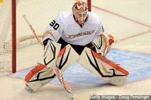 Ryan Dadoun takes a look at the key training camp goaltending battles in this week's instalment of In the Crease
