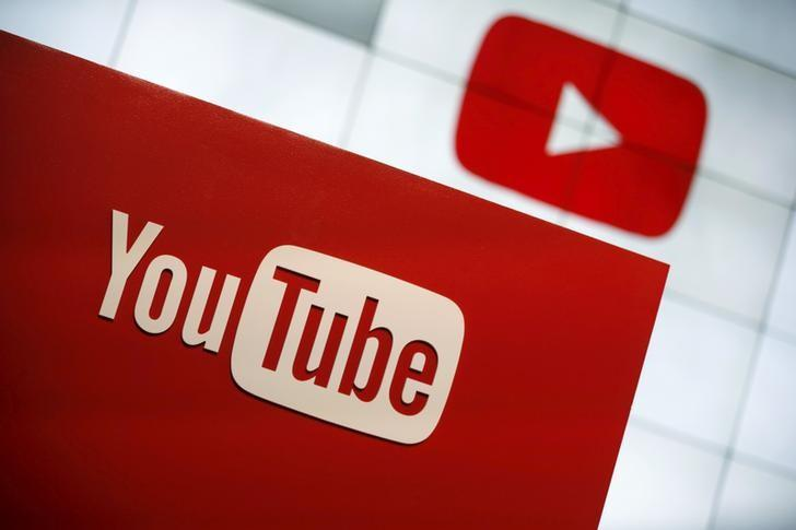 YouTube unveils their new paid subscription service at the YouTube Space LA in Playa Del Rey, Los Angeles