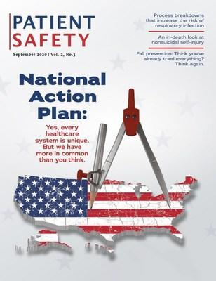 This marks the one-year anniversary of Patient Safety, the peer-reviewed journal of the Patient Safety Authority. Though a scientific publication, Patient Safety humanizes patient harm with compelling stories, opinion pieces, and magazine-quality design and has developed a readership of more than 30,000 people in 156 countries in just 12 months.