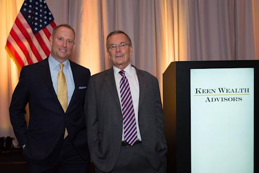 Keen Wealth Advisors Hosts Educational Client Event, Featuring Political Expert