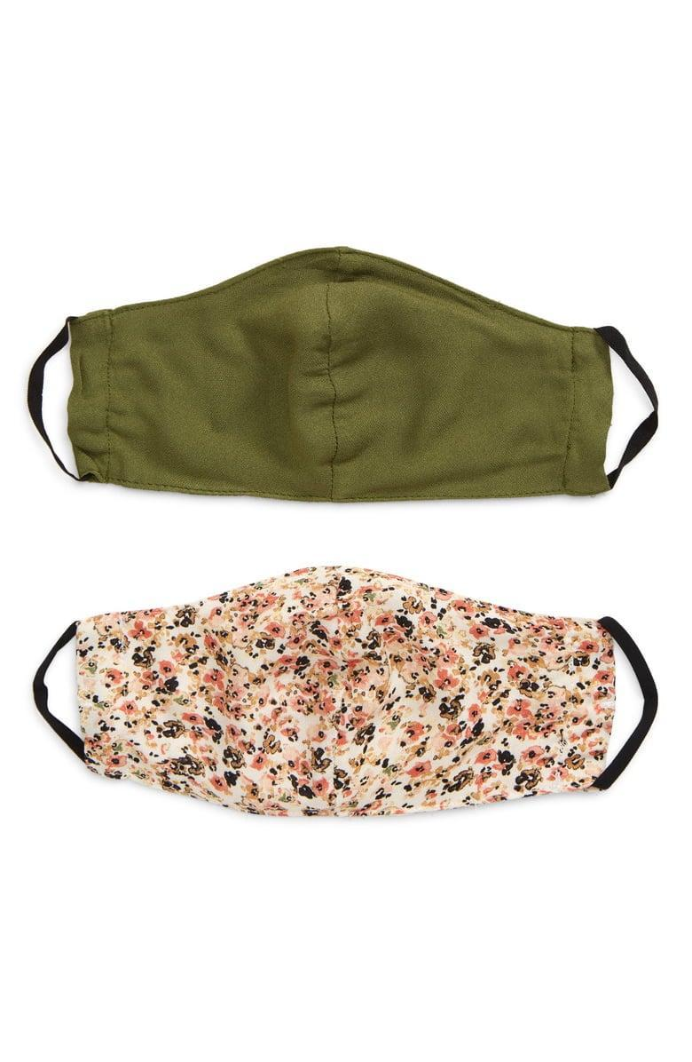<p>These <span>Assorted 2-Pack Adult Face Masks</span> ($15) are a necessary purchase.</p>
