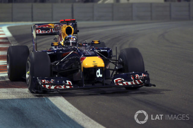"28. El Red Bull Racing RB6 de F1 de 2010 <span class=""copyright"">Charles Coates / Motorsport Images</span>"