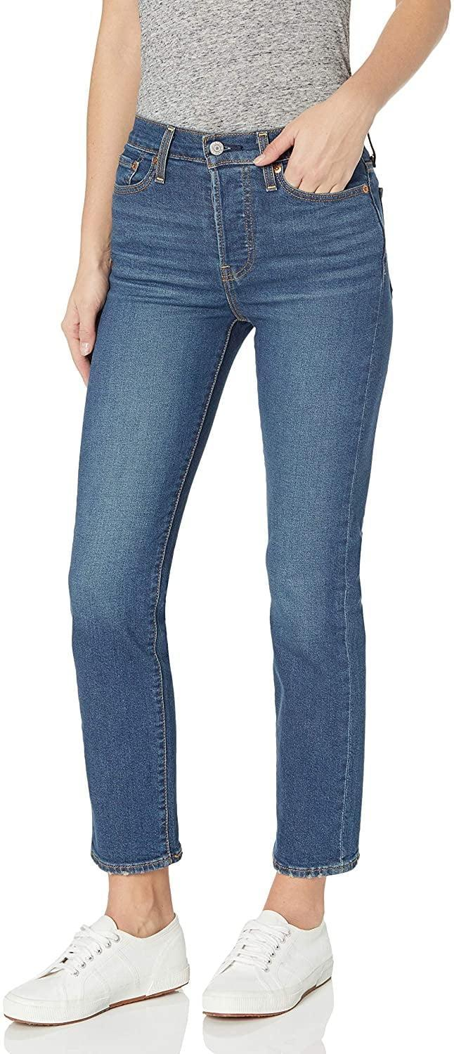 <p>You can't go wrong with these classic <span>Levi's Wedgie Straight Jeans</span> ($42, originally $70).</p>