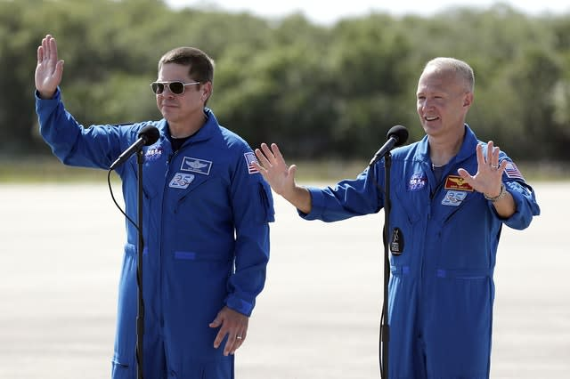 Trump to attend NASA astronaut launch Wednesday in Florida