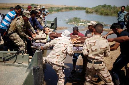 Iraq, US in talks to keep American troop presence after IS