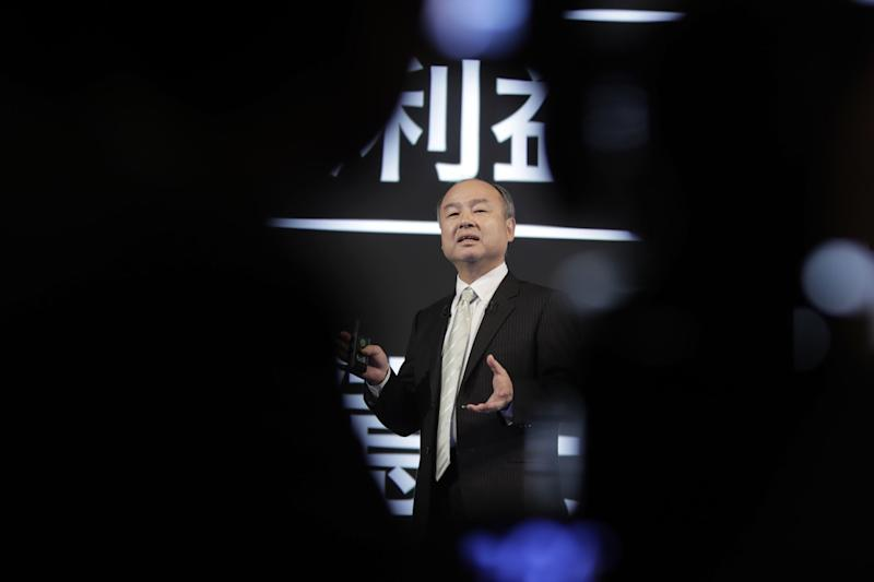 With SoftBank Rally, Masa Son Adds $12 Billion to Fortune