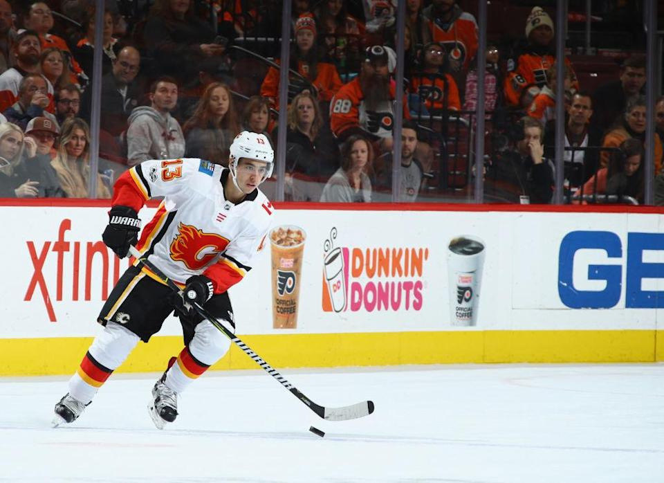 Johnny Gaudreau is in the midst of the best stretch of his career (Getty Images)