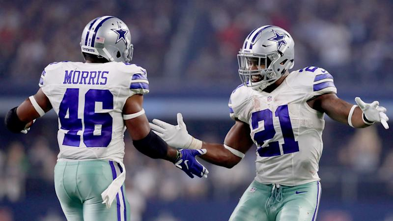Ezekiel Elliott's suspension is back on for now