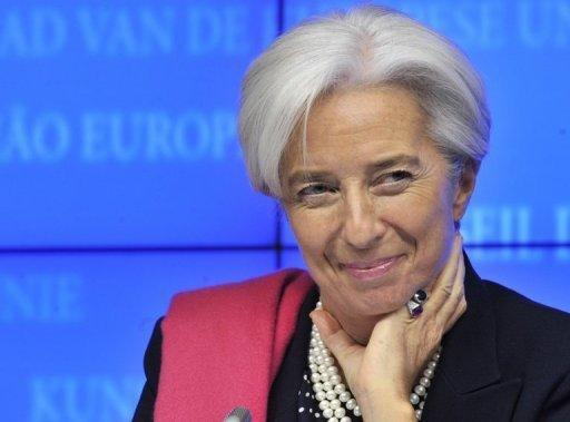 IMF's Lagarde says Portugal 'on right track'