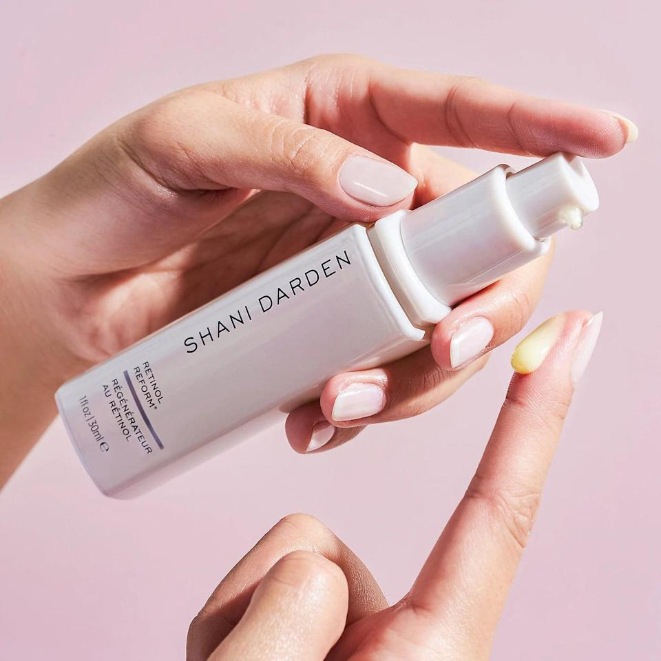 <p>Retinol should be a staple in everyone's routine. Get this <span>Shani Darden Skin Care Retinol Reform</span> ($88), and thank us later.</p>