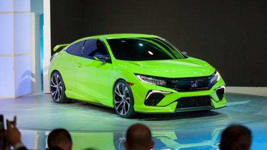 Honda Reveals All New Civic Says Type R Coming To America