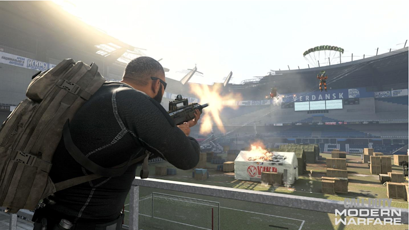 Cod Warzone Season Five Brings Big Map Changes And A Mini Royale