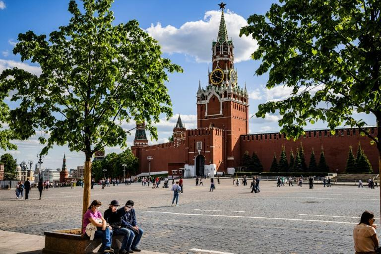 In Moscow, just 1.8 million out of a population of 12 million have been inoculated