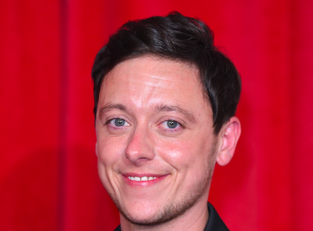Ash Palmisciano attends the British Soap Awards at The Lowry Theatre on June 01, 2019 in Manchester, England. (Photo by Karwai Tang/WireImage)
